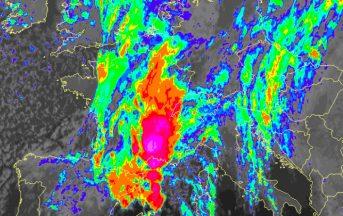 Meteo domani, forte maltempo in arrivo: ecco dove pioverà di più