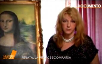 Renata pittrice scomparsa news Quarto Grado, spunta un testimone: le avrebbe parlato alle 17 del 9 ottobre