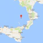 terremoto tra sicilia e calabria