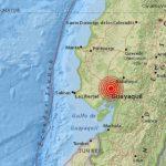 ecuador scossa magnitudo 5.4