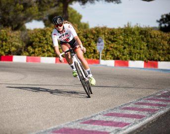 """Virginia Cancellieri bici a scatto fisso intervista esclusiva: """"Punto al campionato italiano del prossimo anno"""""""