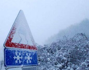 Maltempo al Centro Nord: allerta meteo in Liguria e disagi alla circolazione ferroviaria