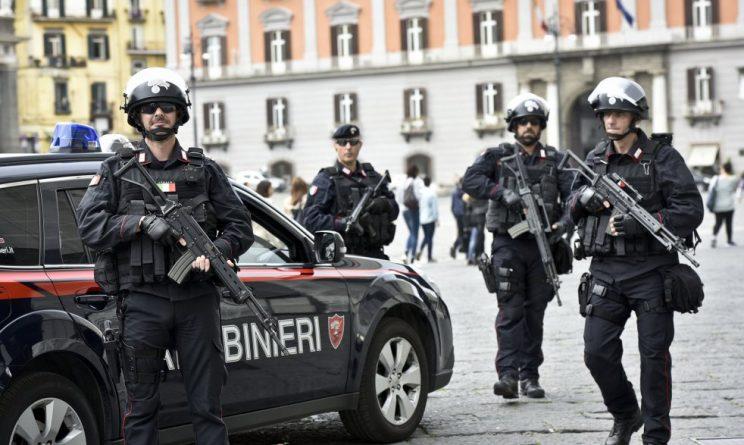 Carabinieri 2018