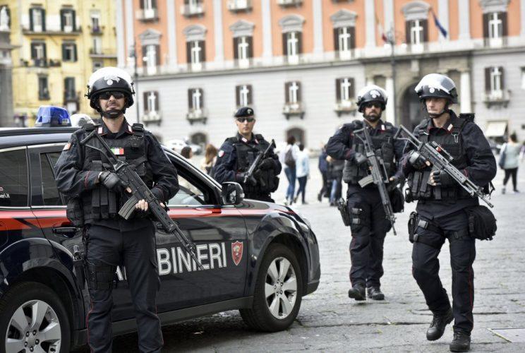 Concorso per 2mila posti nei Carabinieri