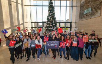 Bologna, un sorriso sotto l'albero per i bambini del Sant'Orsola: più di 300 regali da Illumia