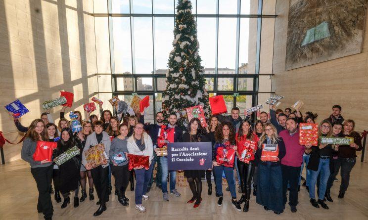 Illumia solidarietà Bologna