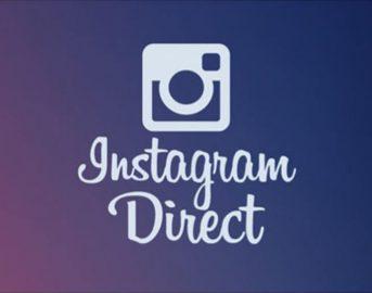"""Direct Instagram: arriva l'app che fa """"concorrenza"""" a Messenger di Facebook, ecco come funziona"""