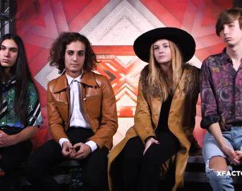 Maneskin X Factor 2017: le curiosità sulla band di Agnelli favorita per la vittoria finale (FOTO)