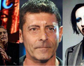 """Marilyn Manson ospite di Paolo Bonolis a Music, l'esorcista Don Antonio Mattatelli: """"Il Satanismo in TV!"""""""