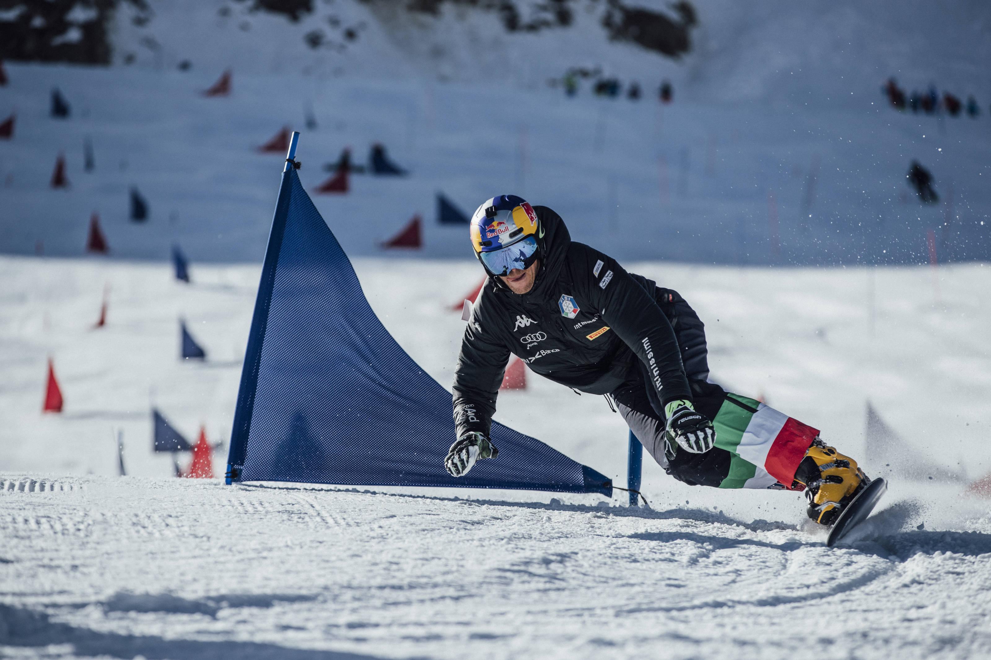 Olimpiadi Invernali di PyeongChang 2018 Roland Fischnaller