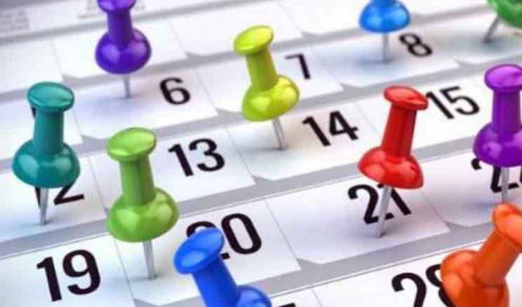 Scadenze fiscali 2018 calendario completo le date in for Calendario camera dei deputati