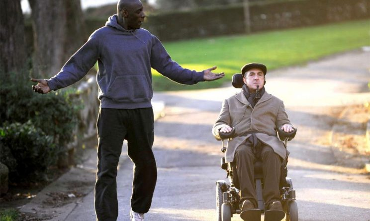 The Intouchables facebook