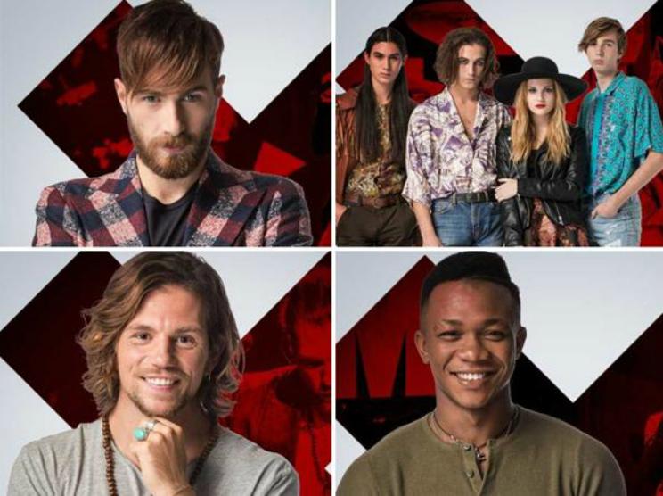 Replica X Factor 2017 Finale