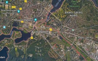 Berlino bomba al mercatino di Natale: allarme terrorismo a Potsdam
