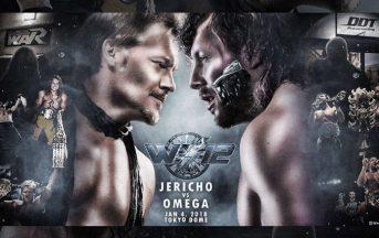 Chris Jericho distrugge Kenny Omega: i due si affronteranno a Wrestling Kingdom 12 [VIDEO]