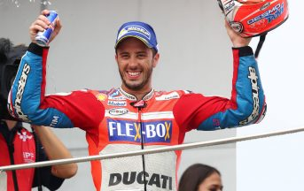 """Andrea Dovizioso Moto GP intervista esclusiva: """"Stagione incredibile, punto al titolo nel 2018"""""""