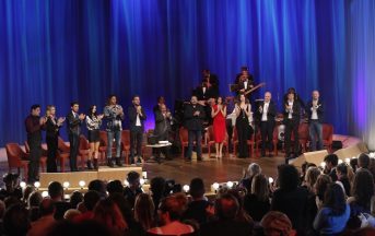 Maurizio Costanzo Show, le avance di Alba Parietti nei confronti di Luca Onestini