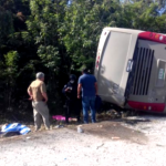 meswsico autobus incidente news