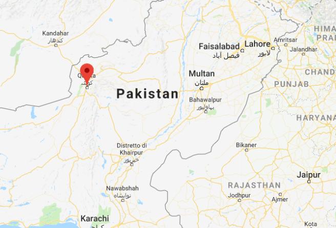 Pakistan, kamikaze in chiesa: morti e feriti