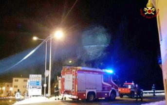 Pericolo frana nel Bellunese: evacuate 8 famiglie a Perarolo di Cadore
