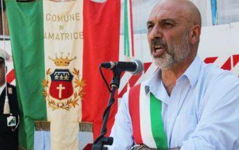 Elezioni regionali Lazio, insulti e minacce a Sergio Pirozzi: «Nessuno può obbligarmi a fare un passo indietro»