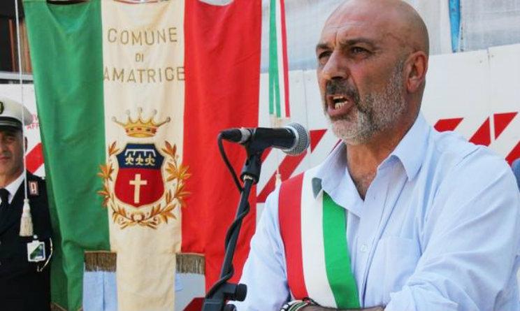 Terremoto Macerata suicidio albergatore, Pirozzi «Spero ci sia presto un governo, serve un vero Commissario straordinario»