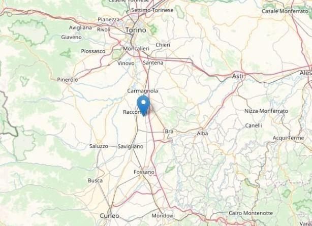 Terremoto in Molise: leggera scossa a Vastogirardi magnitudo 2.2