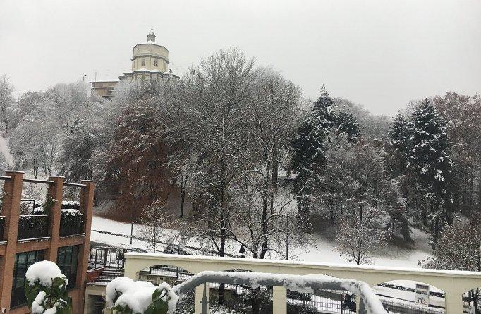 piemonte neve e disagi cuneo e torino