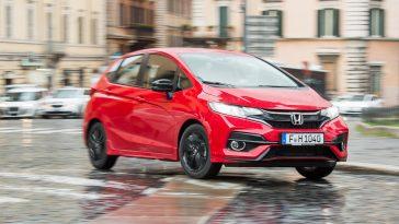 Honda Jazz caratteristiche interni
