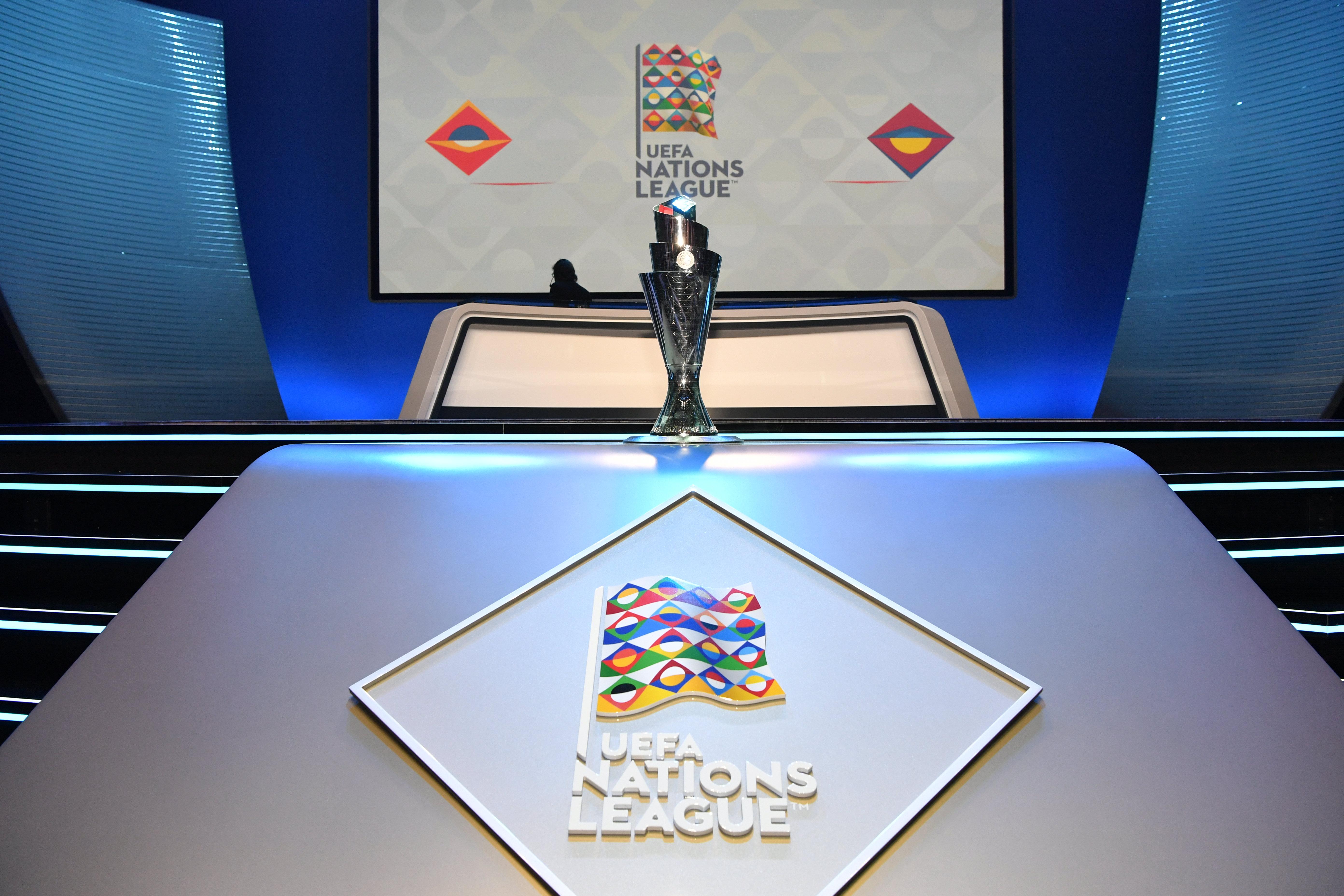 Uefa Nations League sorteggi gironi