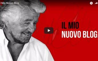 """Blog Beppe Grillo 2018: nuovo look e spazi ridotti per i """"Cinque Stelle"""" (FOTO)"""