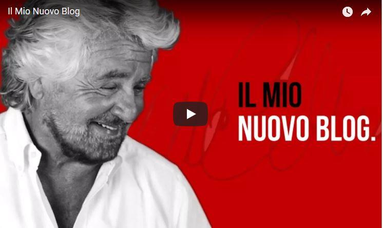 nuovo Blog Beppe Grillo 2018