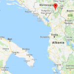 terremoto nei balcani 4 gennaio