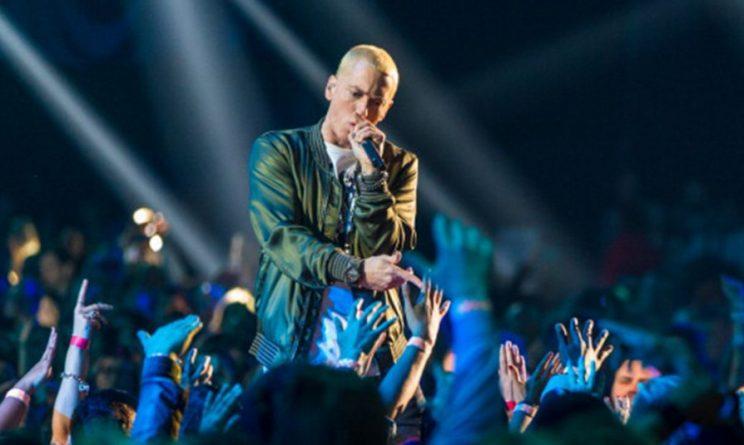 Eminem, primo concerto live in Italia: 7 luglio all'Area Expo di Milano
