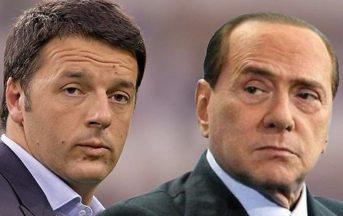 """Elezioni 2018, Renzi risponde a Berlusconi sul caso migranti: """"Il trattato di Dublino lo ha firmato lui"""""""
