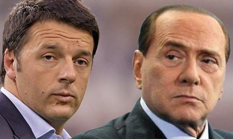 Renzi Berlusconi elezioni politiche 2018
