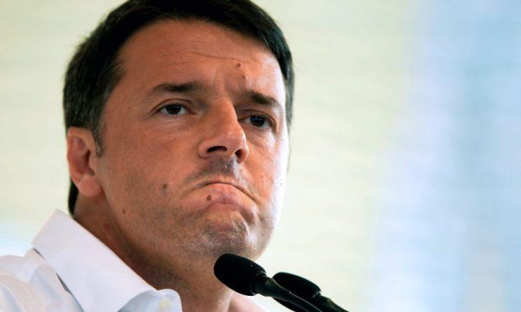 Matteo Renzi caso Macerata