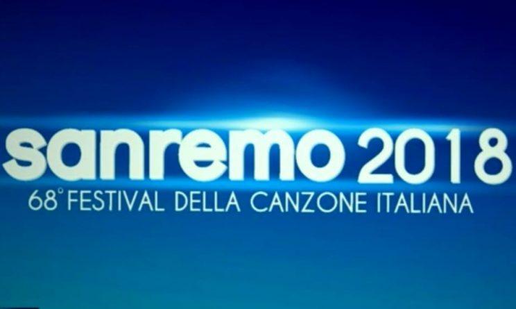 Sanremo, Favino e Hunziker con Baglioni