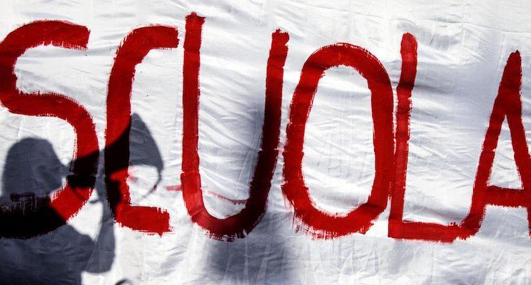 Lunedì 8 gennaio c'è uno sciopero degli insegnanti di materne e elementari