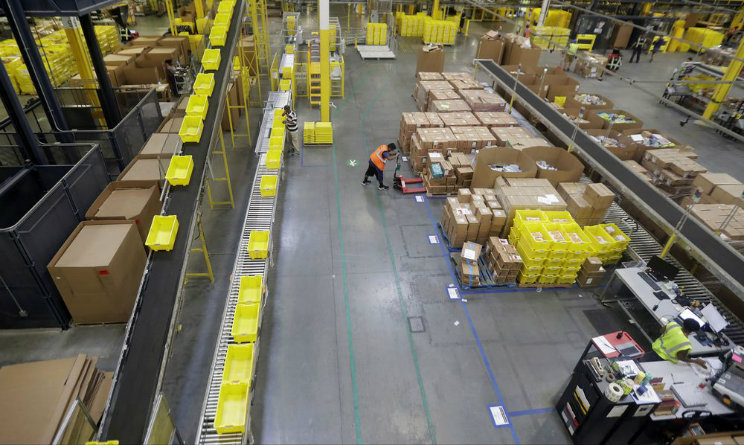 Amazon a Casirate, apertura in autunno: