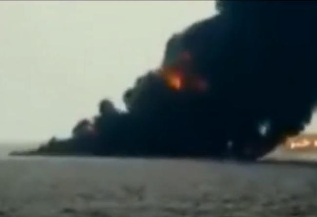 cina disastro ambientale petroliera
