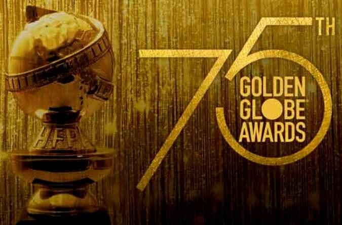 Golden Globes 2018, le star in total black sul red carpet