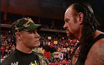 WWE, John Cena vs The Undertaker a Wrestlemania 34: il match non è più un sogno
