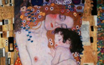 Le Grandi Opere dell'Arte: Le tre età della donna di Gustav Klimt