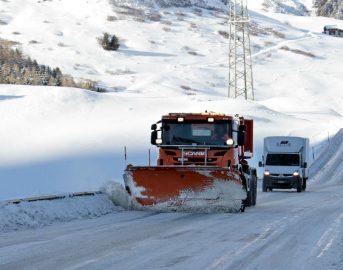 Meteo, neve al Nordovest: allerta per Piemonte, Valle d'Aosta, Liguria e Lombardia