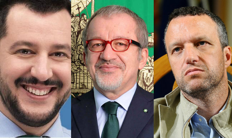 Maroni attacca Salvini:
