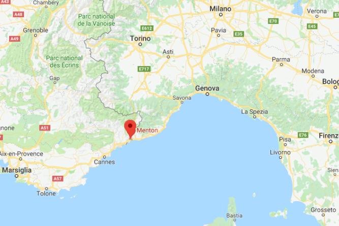 Tenta di raggiungere la Francia sul tetto di un treno, muore folgorato
