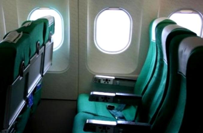 indnesia cadavere neonato su aereo