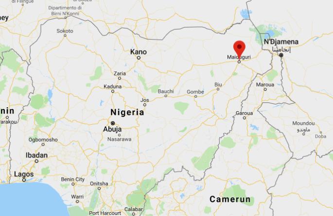 Nigeria: attentato suicida a Maiduguri, 12 morti e 48 feriti