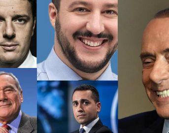 Elezioni 2018: quante promesse fanno in un giorno i politici italiani?